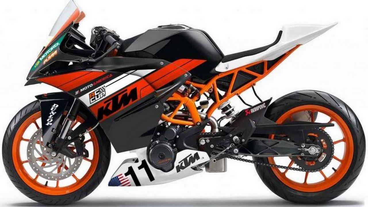 Motoamerica Rc390 Race Cup Bike Price Specs Power Parts