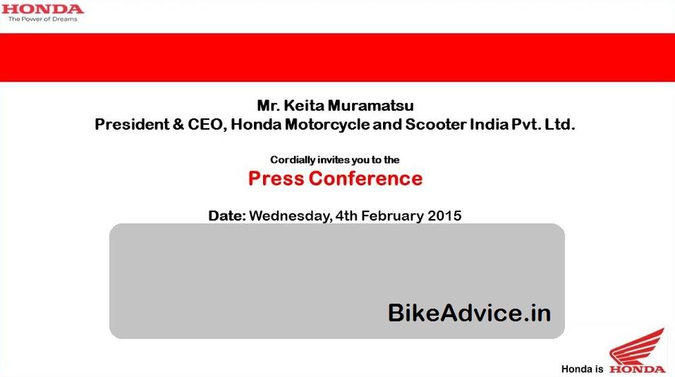 Honda S Feb 4 Press Conference Some New Launch Cbr650f