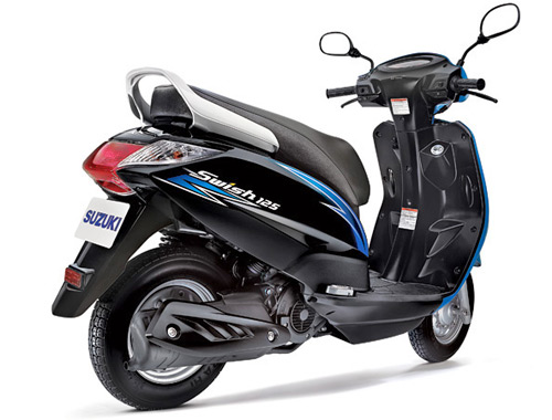 powerful suzuki swish to fight activa 125 launch this month. Black Bedroom Furniture Sets. Home Design Ideas