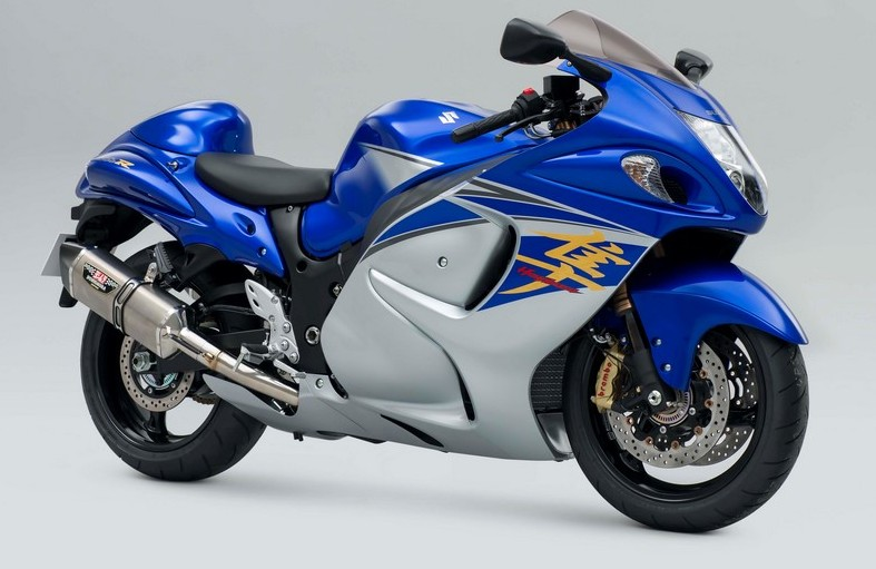 the busa get a new name as well hayabusa z