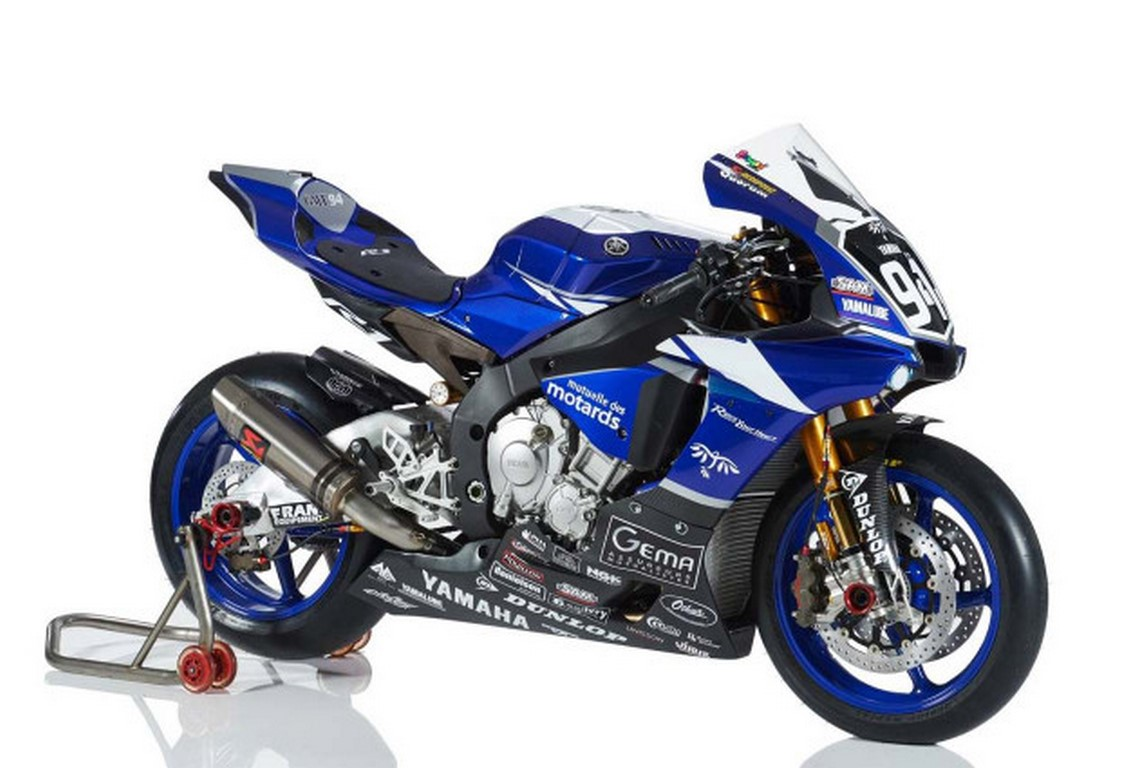 2015 yamaha yzfr1 world endurance championship bike here