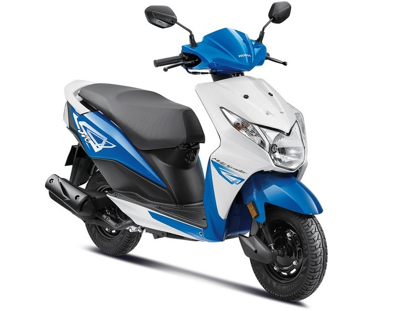 moto scooter dio