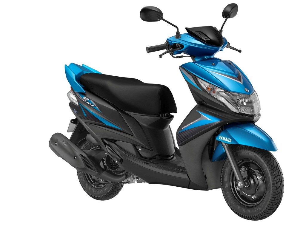 New 2015 Yamaha Alpha Amp Ray Launched With Blue Core Tech