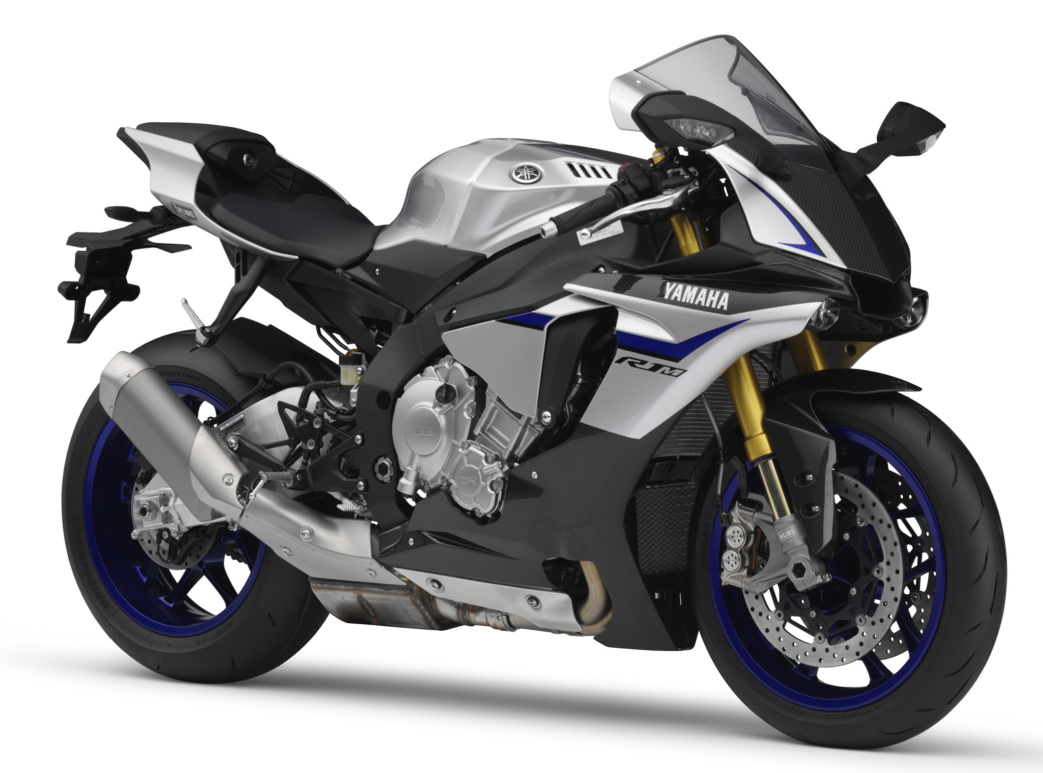 2015 Yamaha YZF R1 & R1M Launched in India: Prices, Details