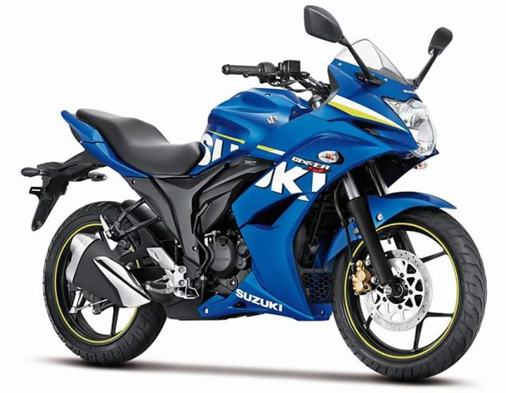Suzuki Gixxer Vs Cbrr