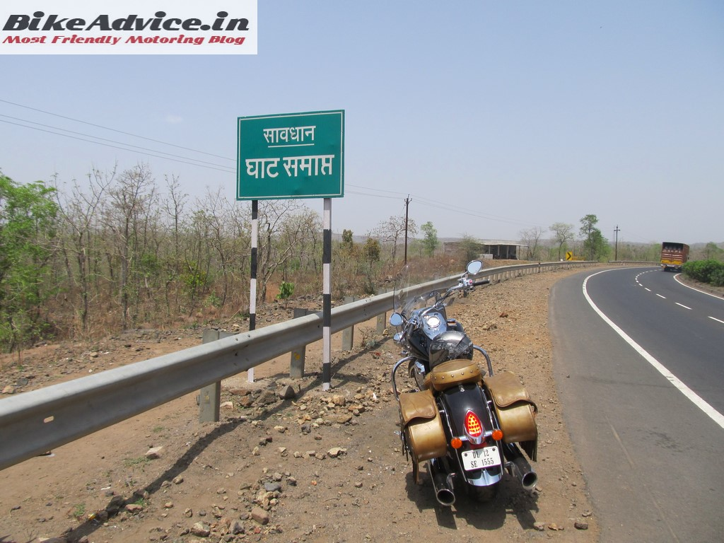 Indian Vintage Ghats section