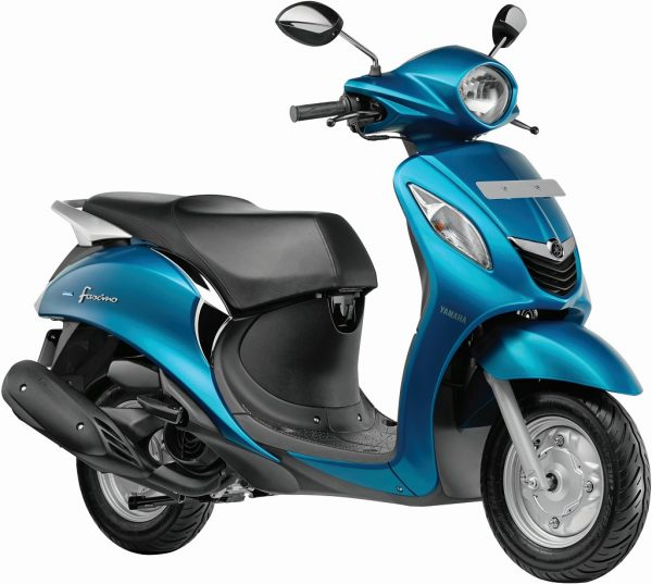 New-Yamaha-Fascino-Cyan-Blue-Color