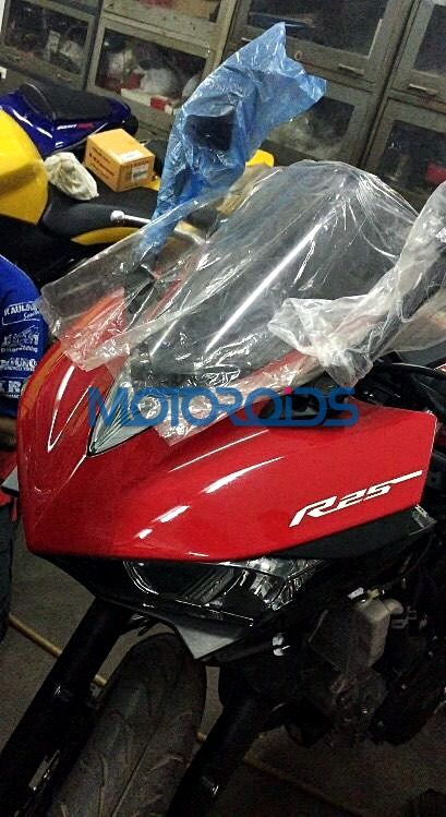 Red-Yamaha-R25-India-Spy-Pics (1)