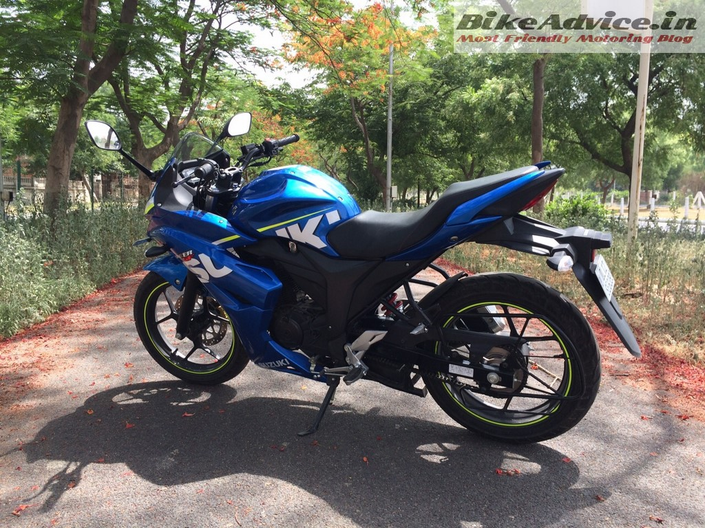 Suzuki Gixxer SF Road Test, Review, Fuel Efficiency, Top Speed