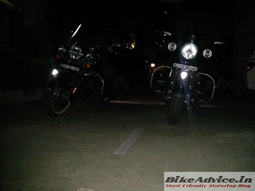 Road trip ends in Gurgaon