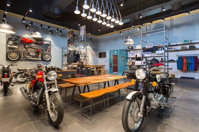 Honda Parts Warehouse Motorcycle