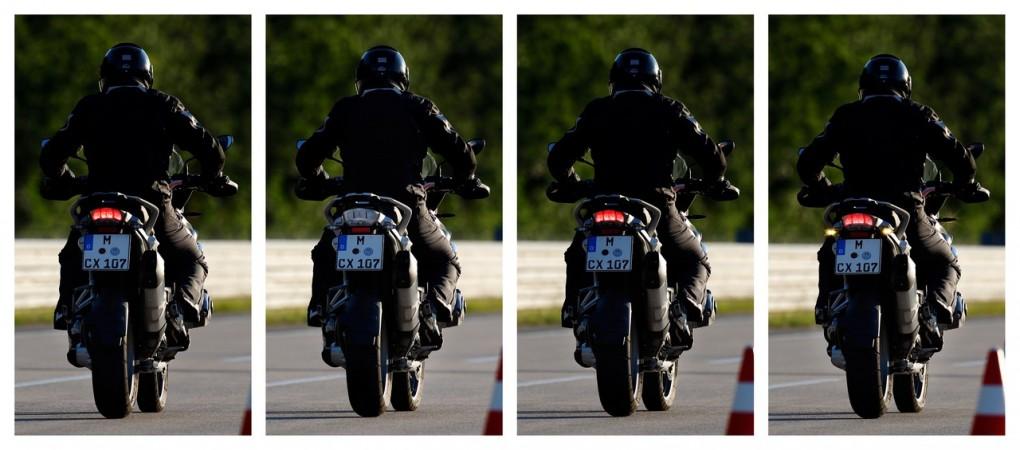 BMW Dynamic brake light 2