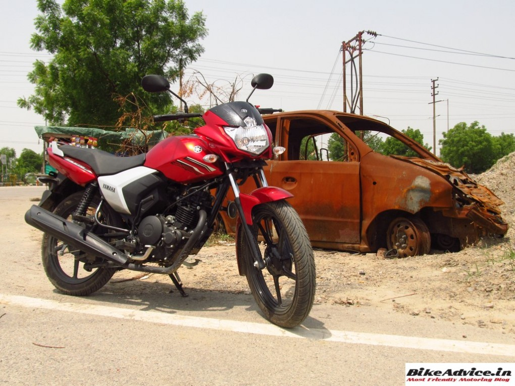 Yamaha Saluto