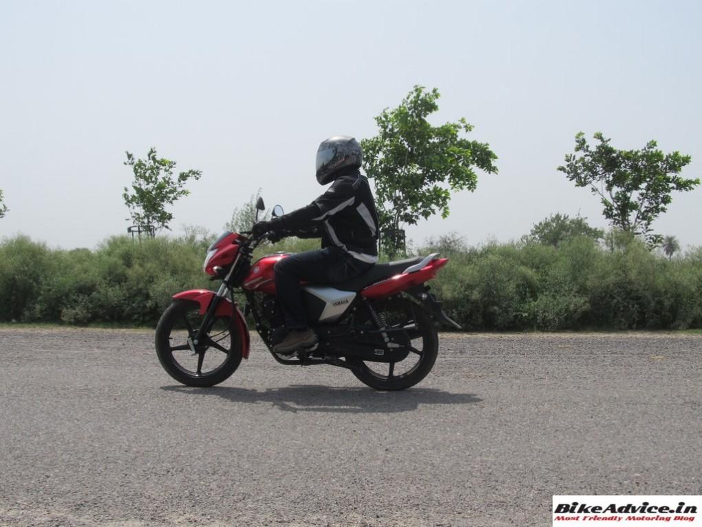 Yamaha Saluto Motion 11