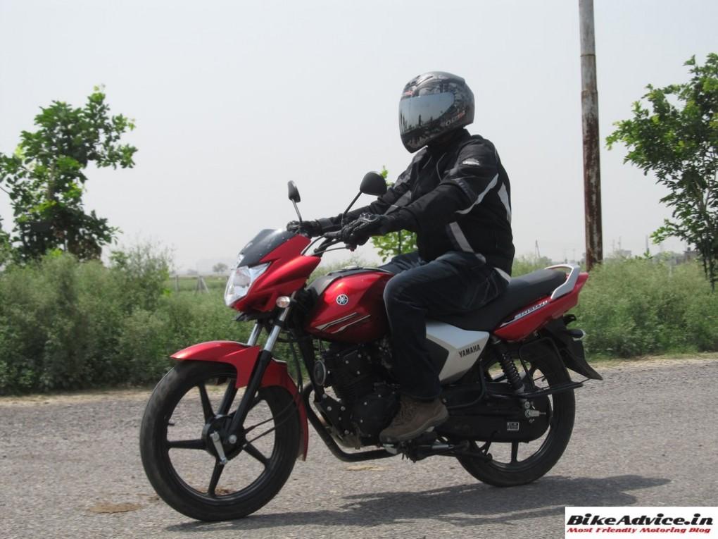 Yamaha Saluto Motion 4