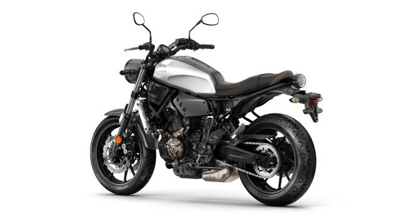 yamaha retro xsr 700 showcased pics engine features. Black Bedroom Furniture Sets. Home Design Ideas