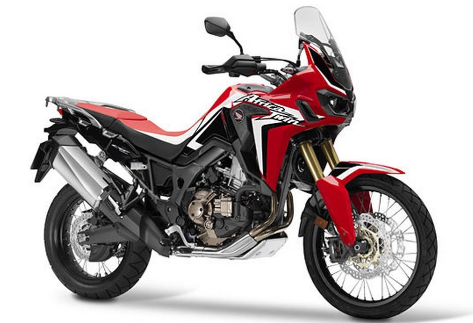 Smaller Africa Twin