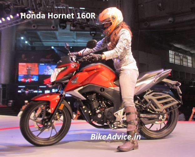 Honda-Hornet-160R-Red-Pics (6)