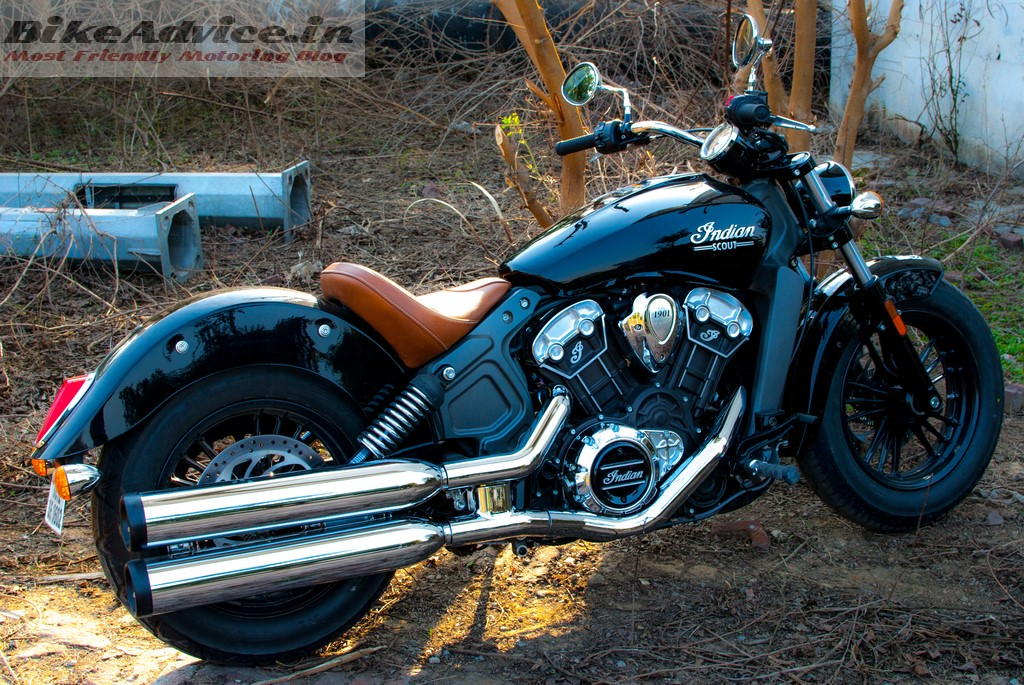 Indian Scout best pic