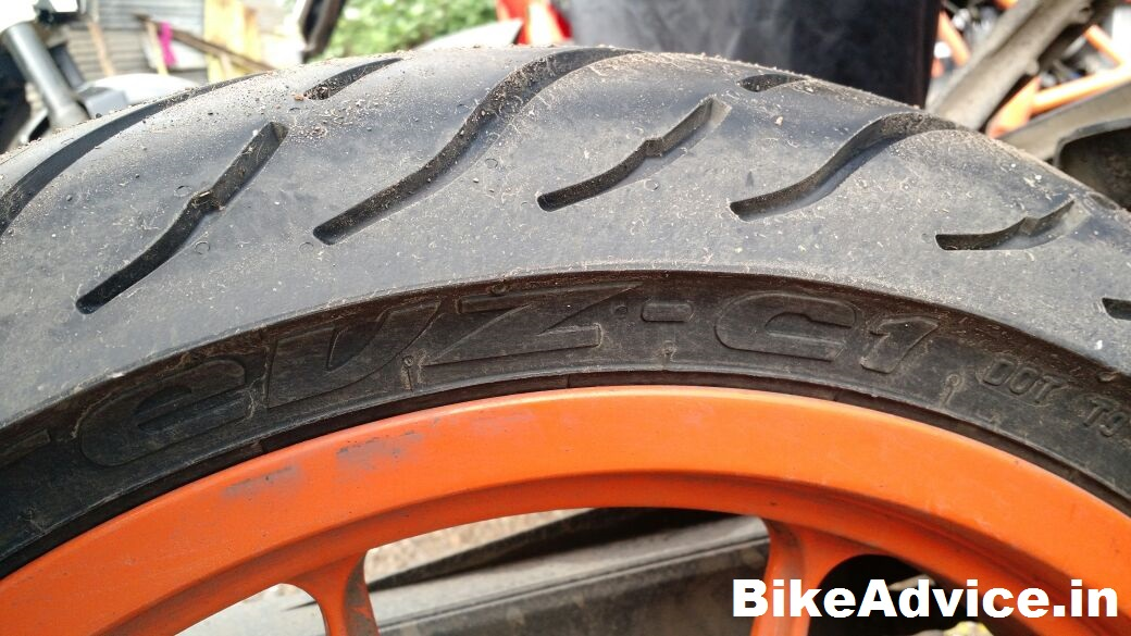 Duke Rc390 Mrf Revz C1 Fc1 Radial Tyres Test Review
