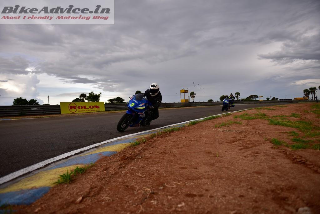 Suzuki Gixxer racebike bikeadvice