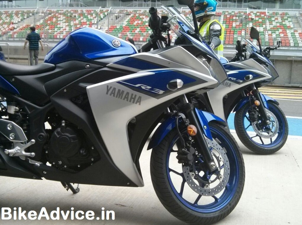 Yamaha yzf r3 some interesting pointers for Yamaha r3 price