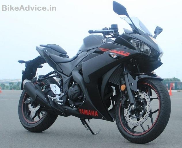 Yamaha Yzf R3 First Ride Review Top Speed Braking Handling