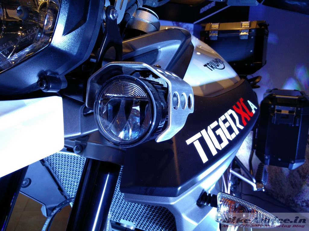 Triumph Tiger Xca Launched Xrt Ruled Out Prices Pics Details