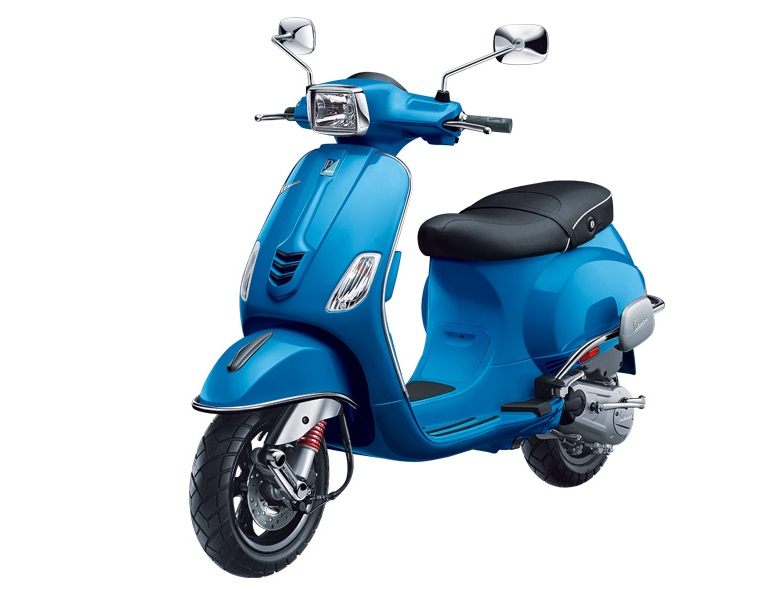 piaggio launches vespa vxl sxl 125 150 prices pics details. Black Bedroom Furniture Sets. Home Design Ideas