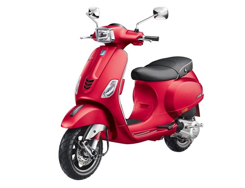 Vespa-SXL-150-Red