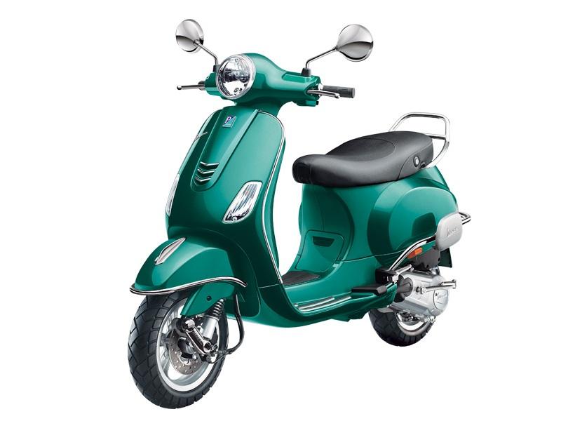 Vespa-VXL-150-Green