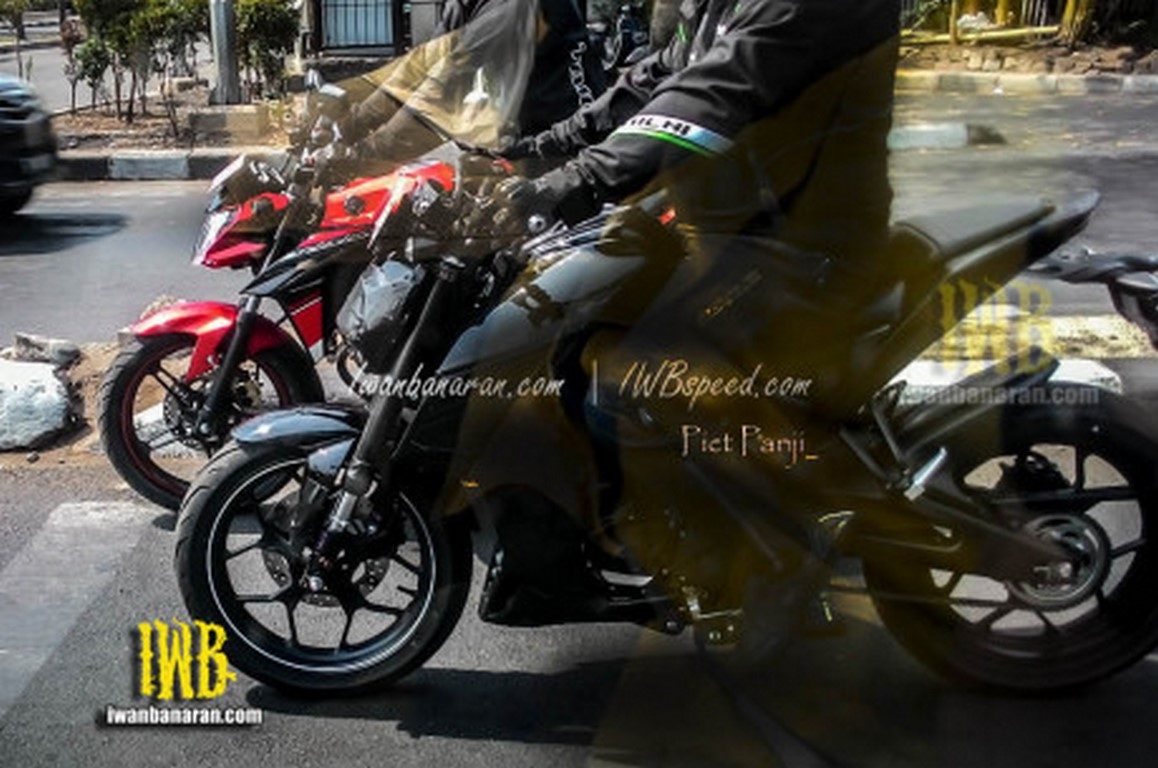 Yamaha motorcycle gloves india - Yamaha S Mystery Motorcycle Spotted Again Is Mt 15 A Reality