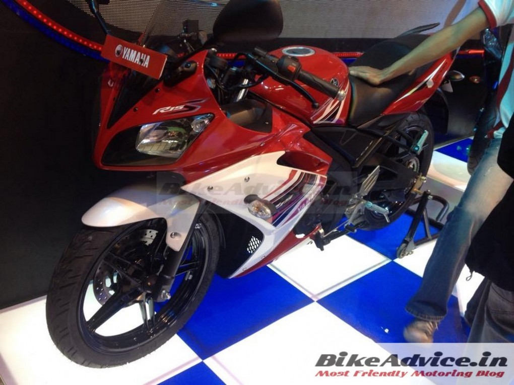 Yamaha R15s Nepal Launch Price Specs Differences With R15 V2