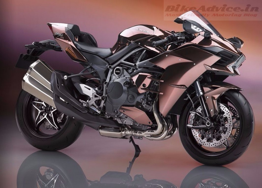 2016 Kawasaki H2 Gets Slipper Clutch Remapped Ecu Amp Pink Color