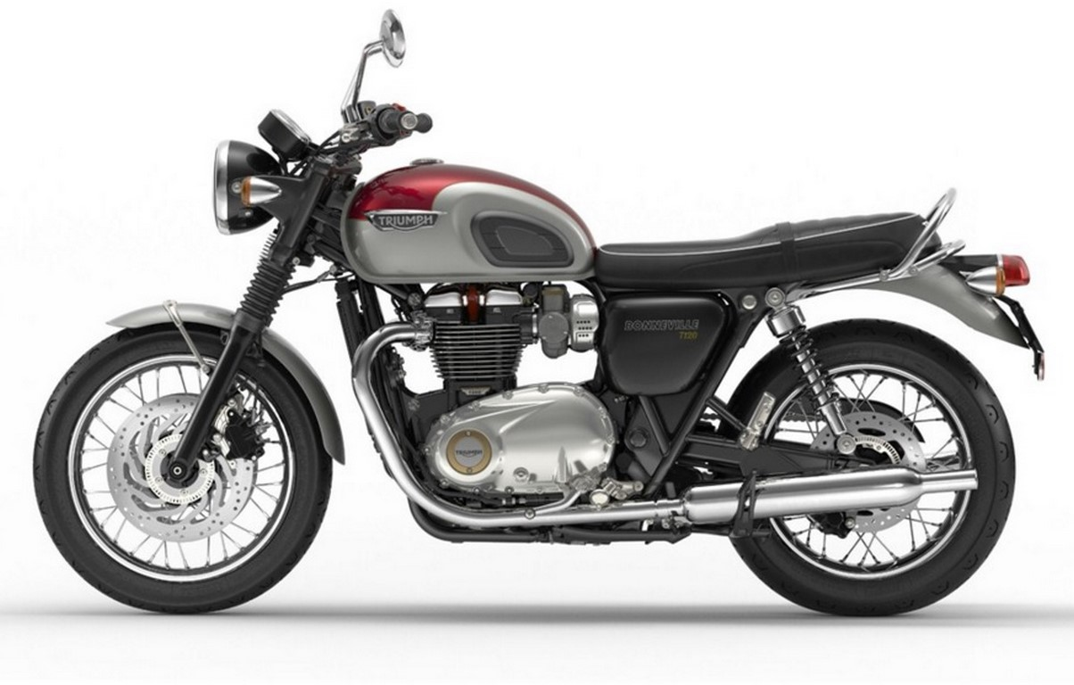 new 2016 triumph bonneville street twin t120 thruxton new engine pics details. Black Bedroom Furniture Sets. Home Design Ideas