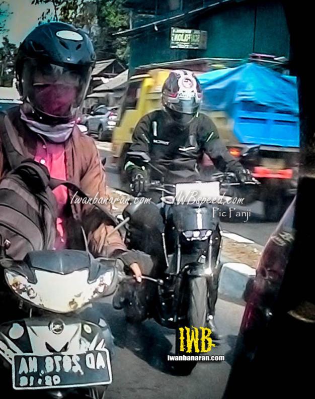 Yamaha MT 15 a