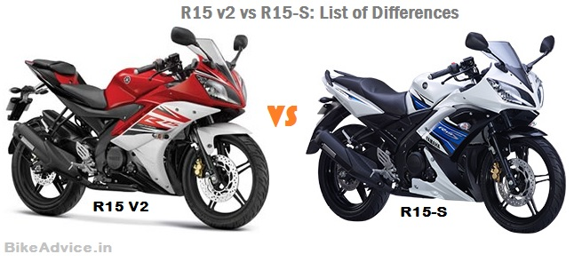 Yamaha R15 v2 vs R15S: Differences, Price & Details