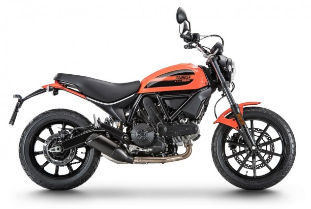 Scrambler Sixty2 India launch pic