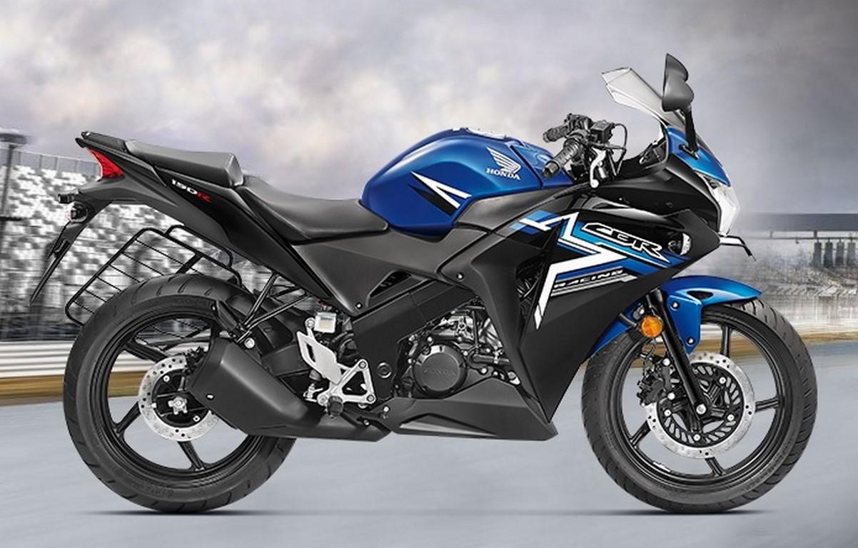Bike stickers design for cbr 150 - Honda Cbr 150r Jazzy Blue