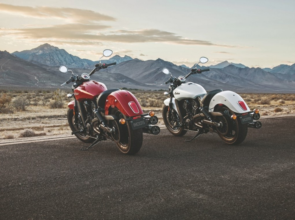 Indian Scout Sixty 11