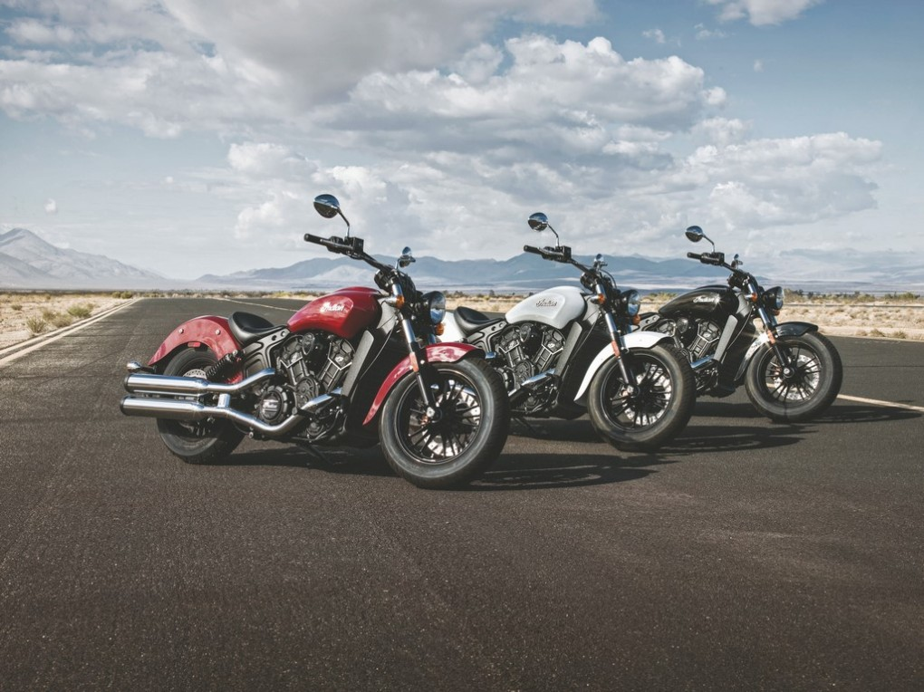 Indian Scout Sixty 15