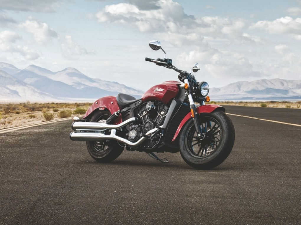 Indian Scout Sixty 2