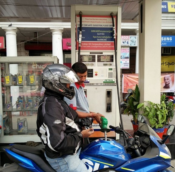 how petrol pumps cheat