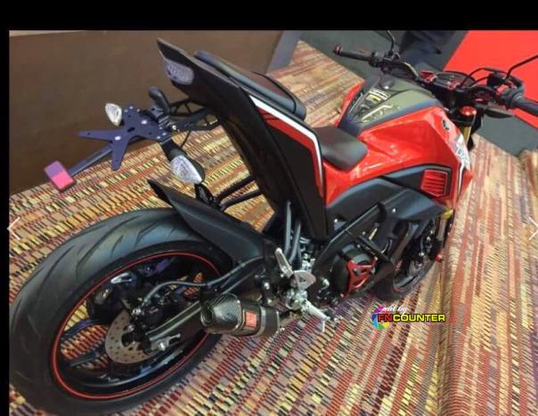 Yamaha M-Slaz (MT15) Revealed Before Launch: Spy Pics, Details