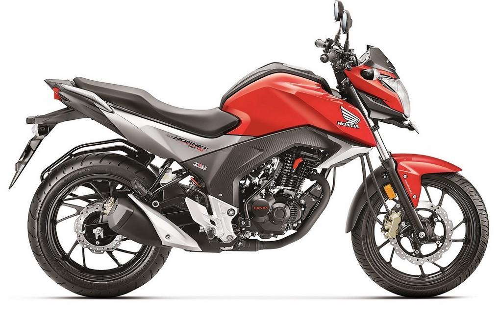 Honda-CB-Hornet-160R-Red-Official-Pic