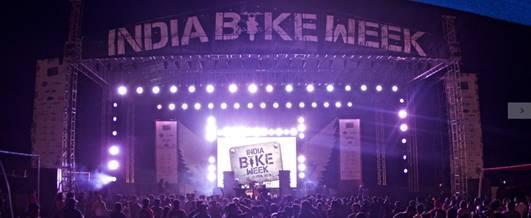 India Bike Week b