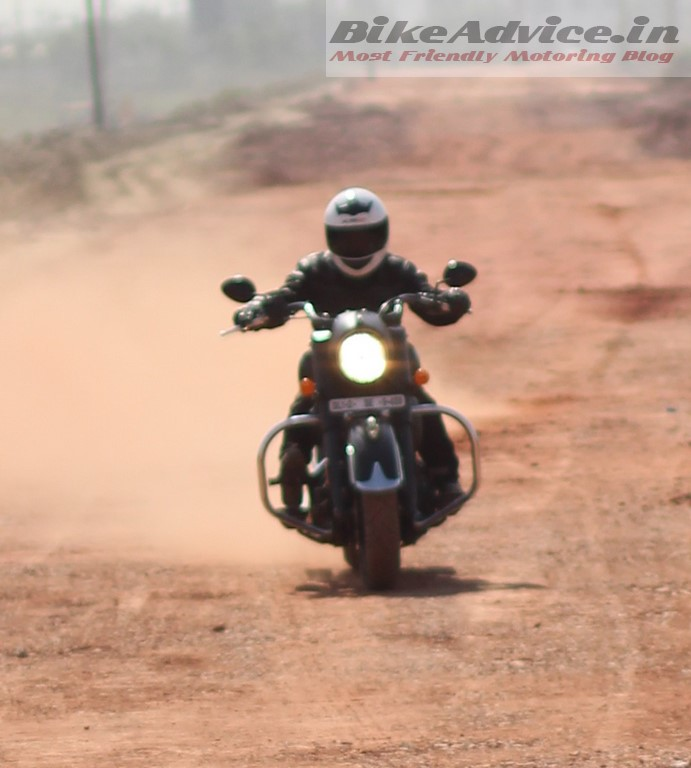Indian Chief drift