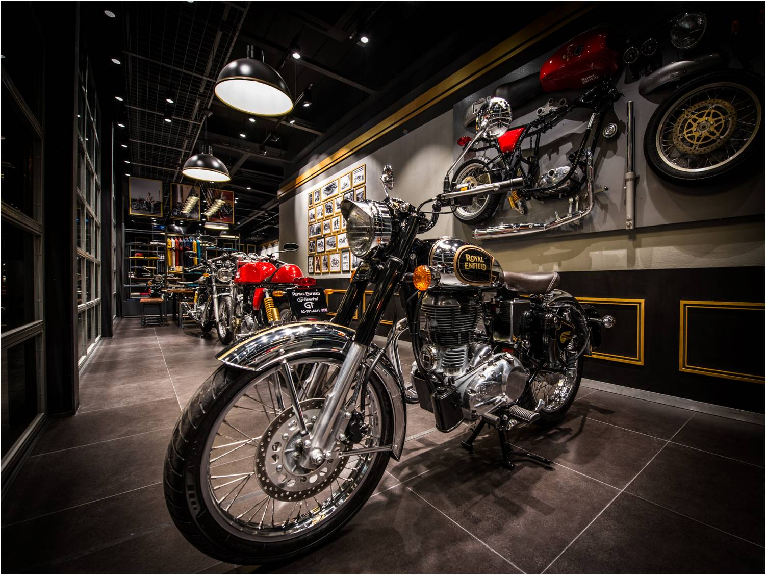 Royal enfield announces motorcycles prices in thailand for Yamaha motorcycles thailand prices