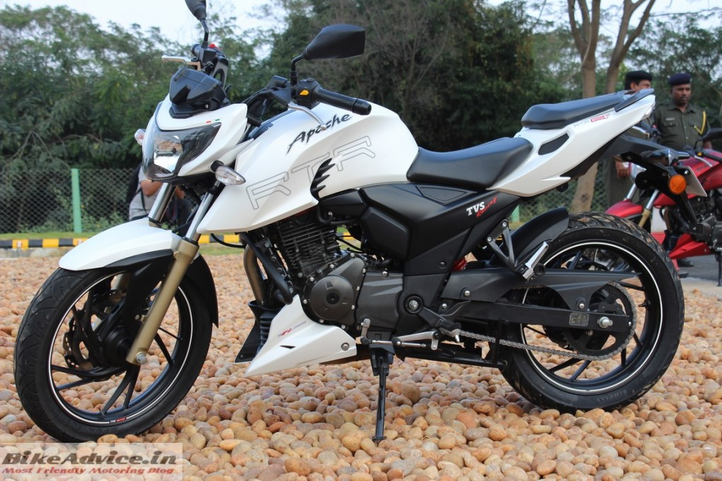 Launched 2017 Apache 200 Bs4 Price Engine Details