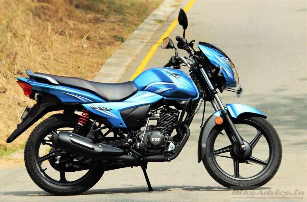 TVS-Victor-110-Blue-Pic